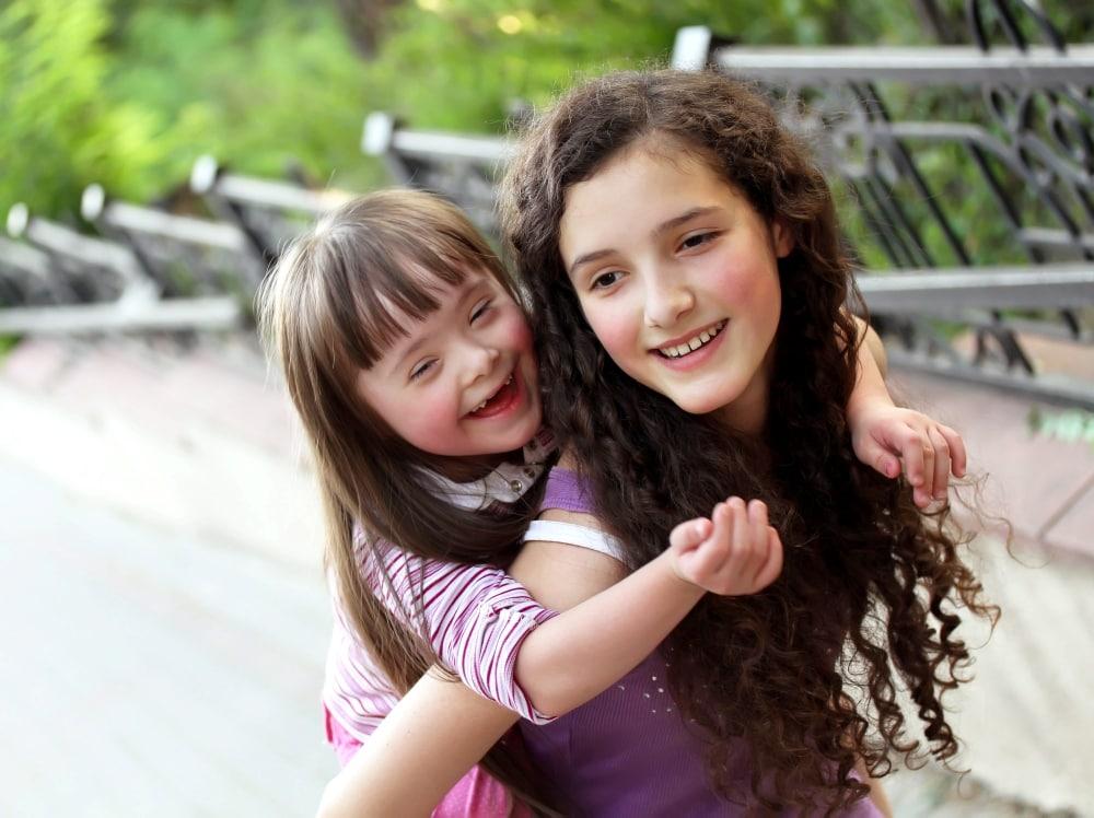 Zorkinderen in de kinderopvang