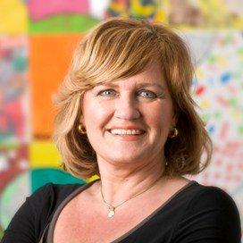 Blog Jolanda Rikers - Niet op één lijn