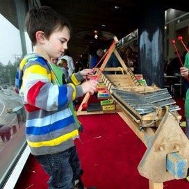 2013 is Jaar van Muziek met het Jonge Kind