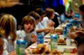 Half miljoen kinderen ontbijten op school