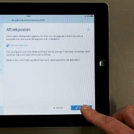 <p>'Met de digitale handtekeningreduceren we de doorlooptijd van een aanbieding van twee weken naar twee minuten.'</p>