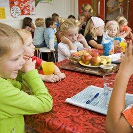Water in plaats van zoete dranken in de kinderopvang