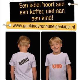 'Een kind is meer dan een label'