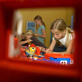Minder behoefte aan vastgoed kinderopvang