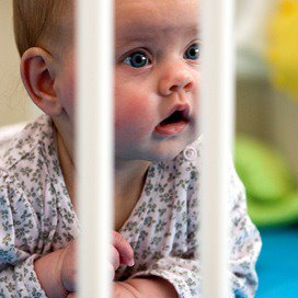 Negen tips om baby's meer te laten bewegen