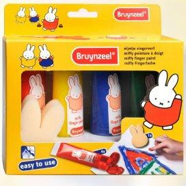 Nijntje vingerverf van Bruynzeel gevaarlijk