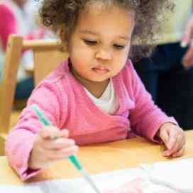 'Het geld dat nu voor de groep kinderen met een (taal)achterstand wordt ingezet is hard nodig