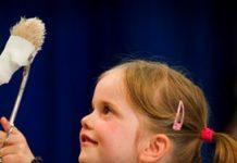 Humanitasmedewerkers aan de slag in Duitse kinderopvang