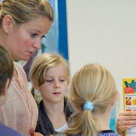BBL-stagiaire te duur voor kinderopvang
