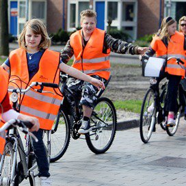 VVN: kinderen oefenen te weinig met verkeer