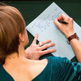 Drie pedagogisch medewerkers over de taaltoets