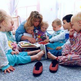 Startsein voor de Week van het Jonge Kind