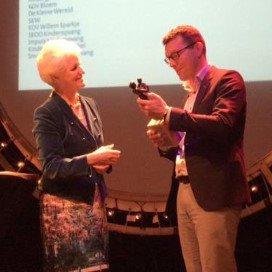 <p>Prijs voor positieve bijdrage aan het ondernemerschap in de kinderopvang</p>
