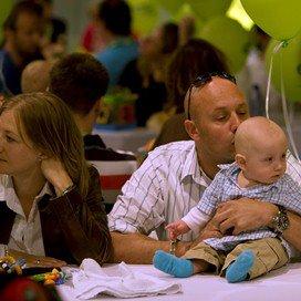 Vijf dagen vaderschapsverlof