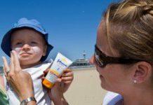'Bescherm kinderen beter tegen de zon'
