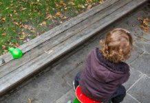 Kinderen straffen bevordert liegen