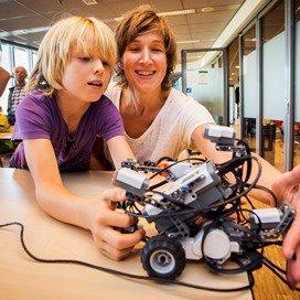 Bedrijven zien meerwaarde van techniekeducatie kinderen
