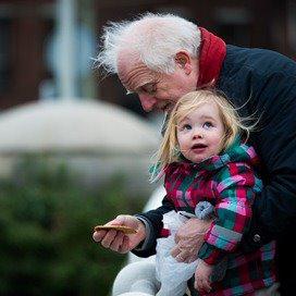 Opa en oma het alternatief voor kinderopvang
