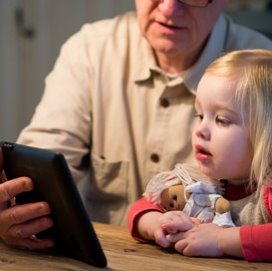 Wifi verboden in Franse kinderopvang