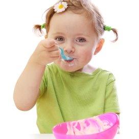 yoghurt-activiteit
