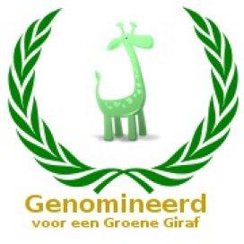 Genomineerden Groene Giraf 2013 bekendgemaakt