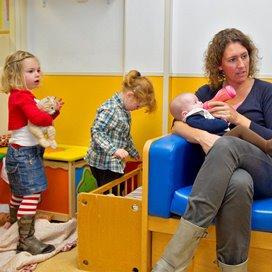 'Toekomst werkgelegenheid Kinderopvang onzeker'