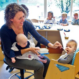 'Zonder kinderopvang geen BV Nederland'
