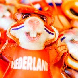 Oranje spullen niet veilig voor kinderen