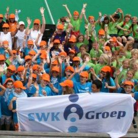 Bso-kinderen treden in voetsporen Nederlands elftal