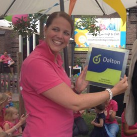 Eerste kinderdagverblijf met Daltonlicentie