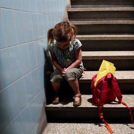 Einde stijging meldingen kindermishandeling