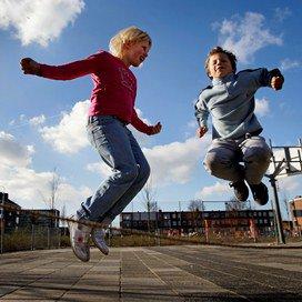 In Oldenzaal mogen kinderen lawaai maken