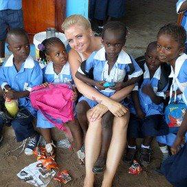 Danielle wint covermodellenwedstrijd Kinderopvang