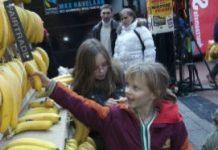 'Toen we bij de uitreiking van het fairtrade-predicaat van een basisschool waren