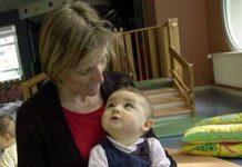 Opnieuw dalende cijfers kinderdagverblijven