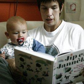 BoekStart wil ook baby's laten