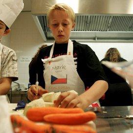 Getekende figuren beïnvloeden eetgedrag kinderen
