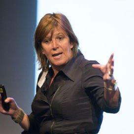 <p>Betsy van de Grift nam het roer bij BKK over na het vertrek van Carla Bienemann.</p>