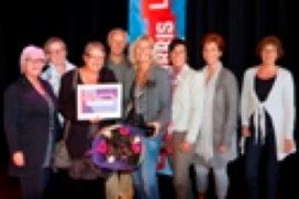 Anita van der Hoeven beste praktijkopleider