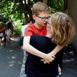 Meer kinderen naar kinderopvang