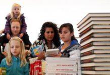 Kinderen nomineren beste kinderboeken 2012
