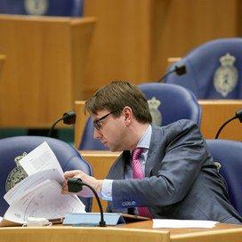 D66-Kamerlid Steven van Weyenberg