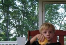 Kinderen aten bijna twee keer zo veel volkoren broodjes als dit broodje een grappige vorm had.