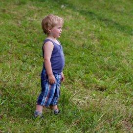 Kinderen met overgewicht worden vaak ook als volwassene obees.