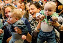 Stabiele kinderopvang leidt tot meer geboorten