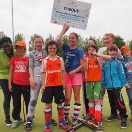 Hockeytoernooi voor bso-kinderen SWKGroep