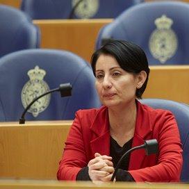 Yücel wil vooral graag van de minister weten hoe het kan dat er zulke verschillende conclusies worden getrokken op basis van arbeidsparticipatiecijfers van ouders met jonge kinderen.
