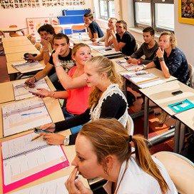 Duitse les op pedagogische opleiding Drenthe