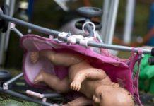 'Voor de kinderen en ouders is het nog het ergst. Kinderen zijn hun vertrouwde omgeving opeens kwijt.'