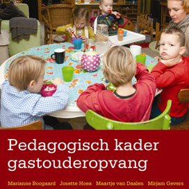 Pedagogisch kader gastouderopvang verschenen